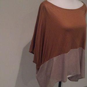 H&M Tops - H&M Shirt sleeve flowy top size 6